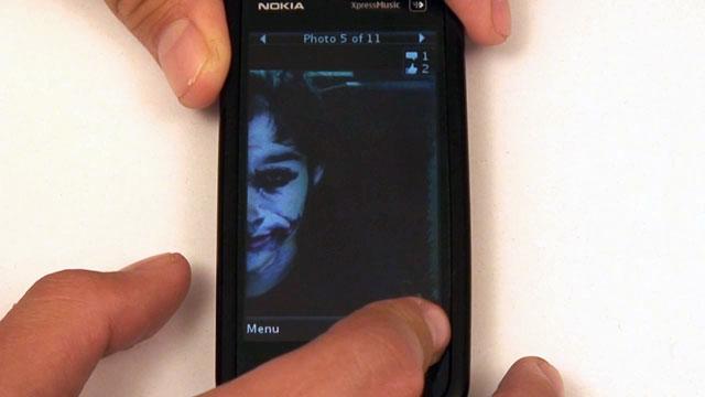 Symbian Java İçin Facebook Mobil Uygulaması
