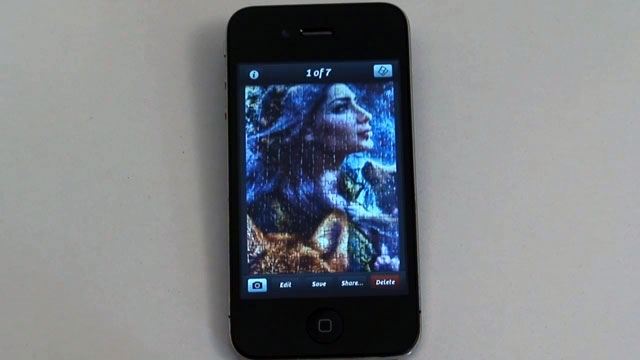 iPhone İçin Camera + Uygulaması