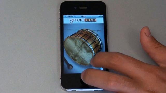 iPhone İçin Ramazan Davulu Uygulaması