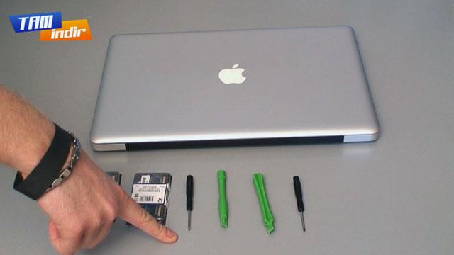 MacBook'ta Nasıl Ram Değiştirilir?