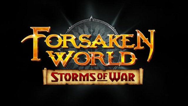 Forsaken World Storms of War