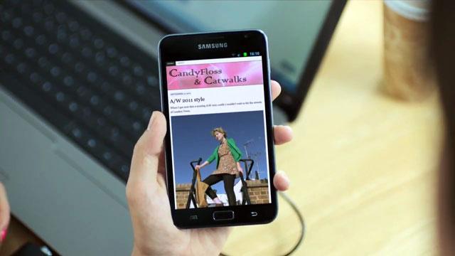 Samsung GALAXY Note Satışta