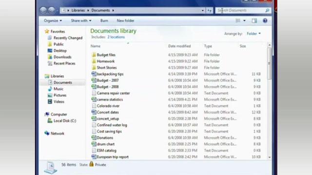 Bilgisayarınızdaki Dosyaları Hemen Bulun