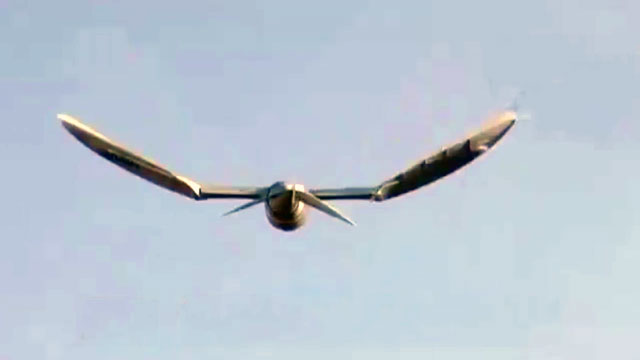 Smart Bird - CeBIT 2011