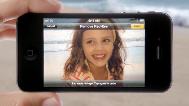 iPhone 4S'in İnanılmaz Kamerası
