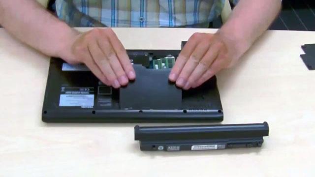 Sabit Disk Değiştirme - Toshiba R830 serisi