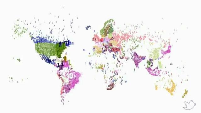 Twitter'daki 11.11.2011 Saat 11:11'deki Tweet Akışı