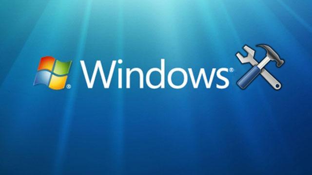 Windows Ayarlarını Değiştirme