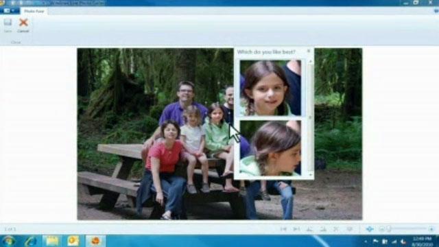 Windows Live Fotoğraf Galerisi ile Fotoğraflarınızı Gruplayın