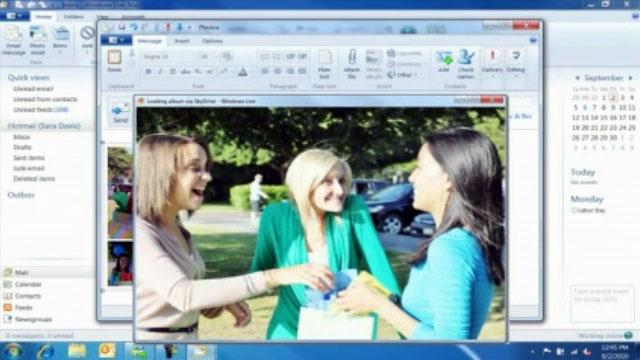 Windows Live Mail İle Fotoğraflarınızı Küçülterek Gönderin