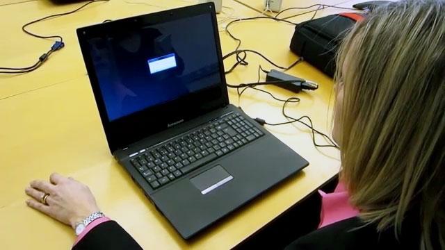 Göz İle Kullanılabilen Dizüstü Bilgisayarlar