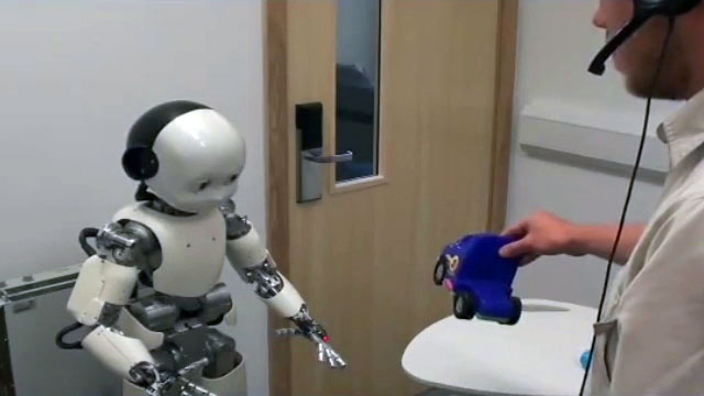 Öğrenebilen Akıllı Robotlar