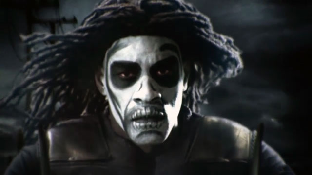 Twisted Metal Mr. Grimm Fragmanı