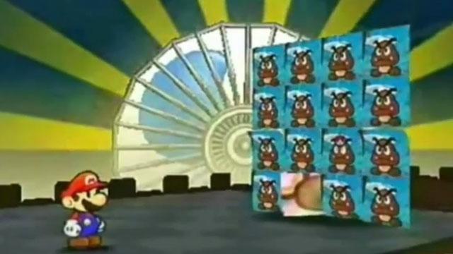 Paper Mario (3DS) Fragmanı