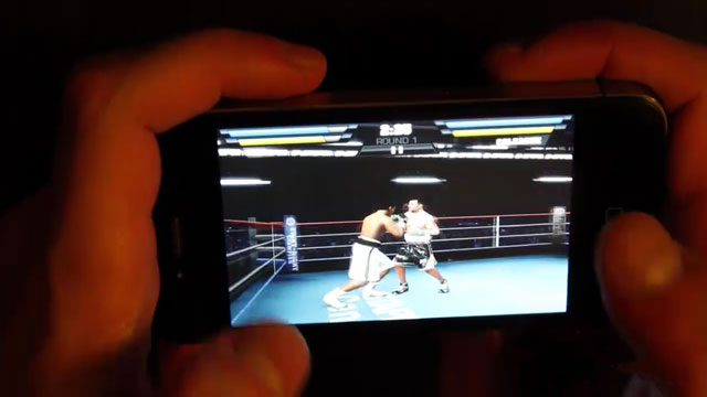 Fight Night Champion (iPhone,iPad) Oynanış Videosu