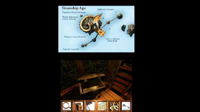 Myst Fragmanı (Nintendo 3DS)