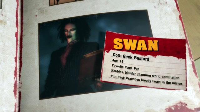 Lollipop Chainsaw - Swan