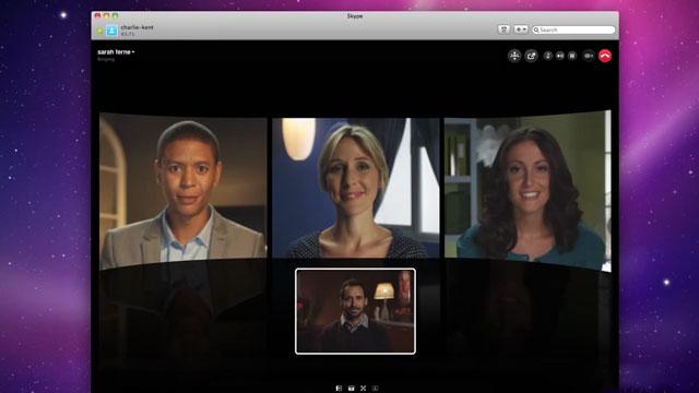 Mac OS X için Skype Tanıtımı