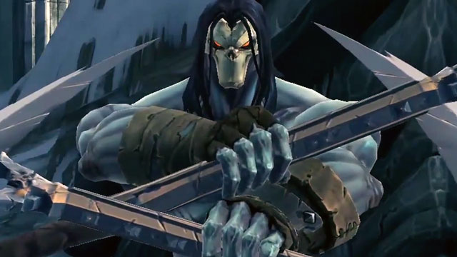 Darksiders 2 - Behind the Mask: Death Rises