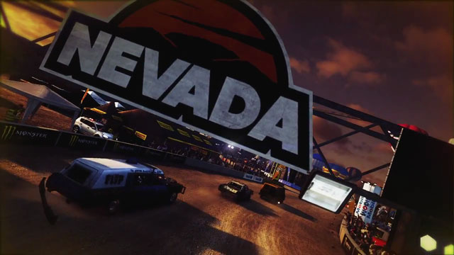 DiRT Showdown - Nevada 8 Ball Gameplay Fragmanı