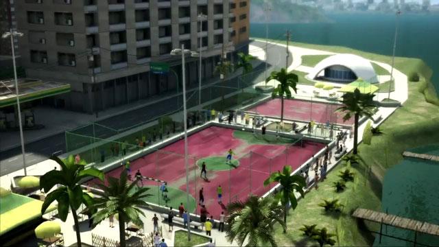 FIFA Street - Free Your Game Fragmanı