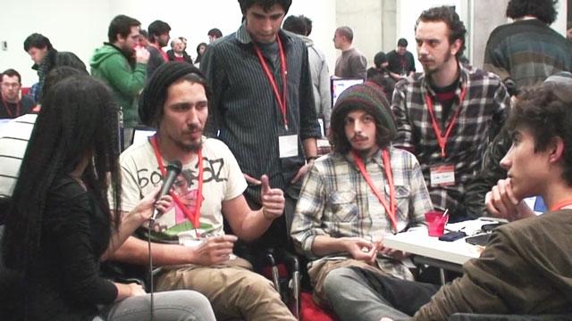 GGJ 2012 İzmir - Elginkan Vakfı Özel Ödülünü Kazanan IMBA Studio
