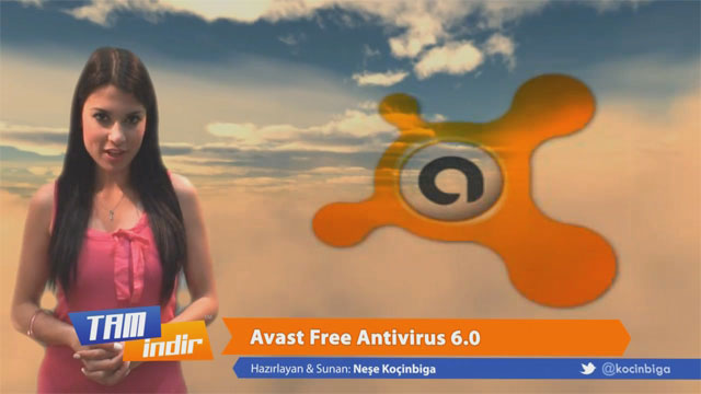 Popüler Antivirüs Programı Avast Free