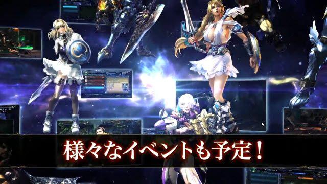 Soulcalibur: Lost Swords Oynanış Videosu