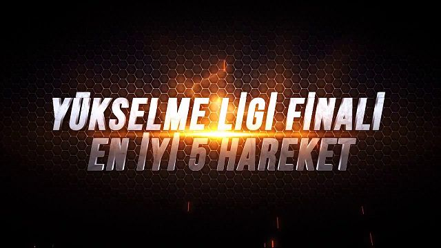 League of Legends - Yükselme Ligi En İyi 5 Hareket