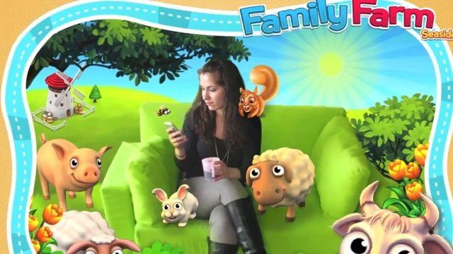 Android Oyunu Family Farm Seaside Tanıtım Videosu