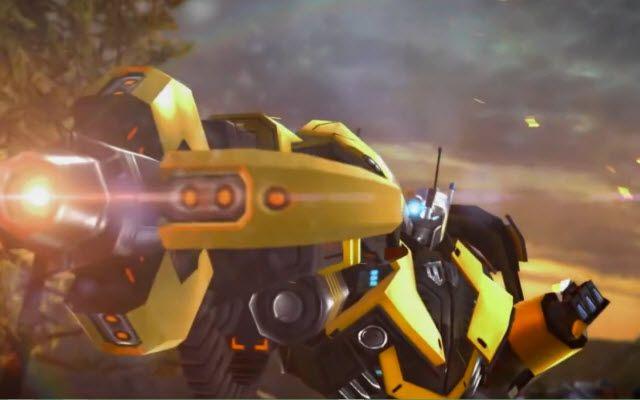 Transformers Universe Duyuru Videosu