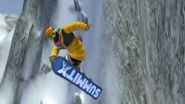 SummitX Snowboarding Tanıtım Videosu