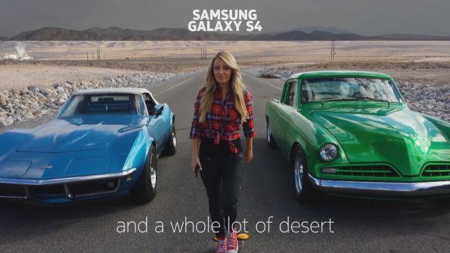 Nokia Lumia Icon ve Samsung Galaxy S4 Kapıştı!