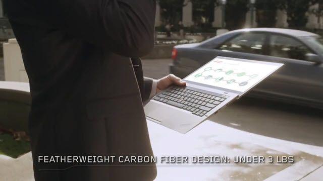 Lenovo ThinkPad X1 Carbon Tanıtım Videosu
