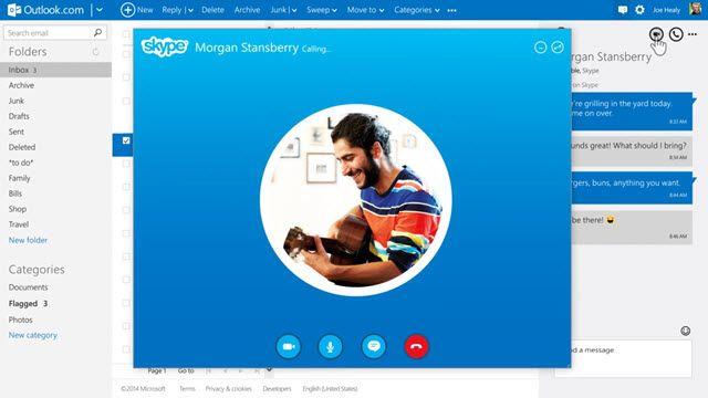 Outlook.com ile Tüm Hesaplarınız Aynı Yerde