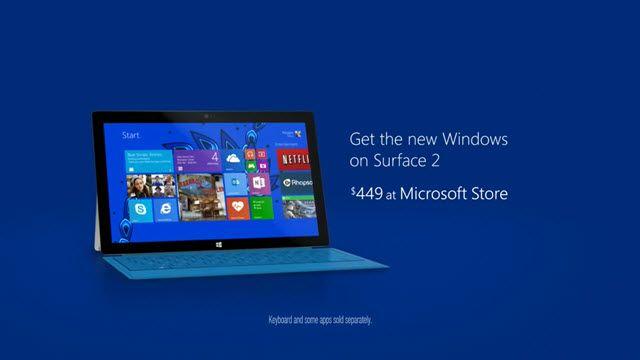 Microsoft Yeni Surface Reklamı ile Yine iPad'e Dokundurdu