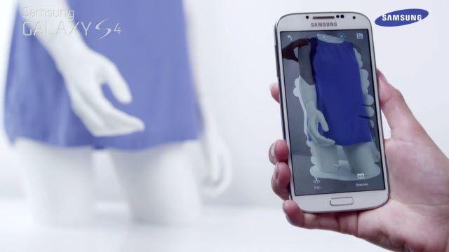 Samsung Galaxy S4 Animasyonlu Fotoğraf Özelliği Rehberi