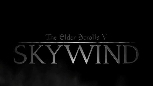 Skyrim ve Morrowind Bir Arada: Skywind