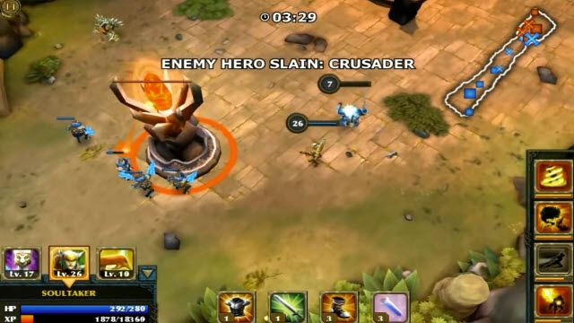 Legendary Heroes - iOS, Android