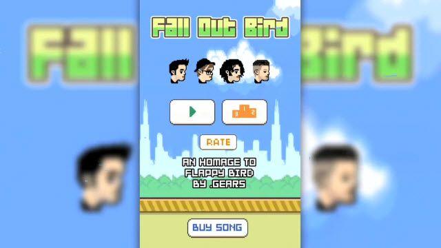 Fall Out Bird Tanıtım Videosu