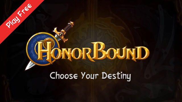 HonorBound Tanıtım Videosu