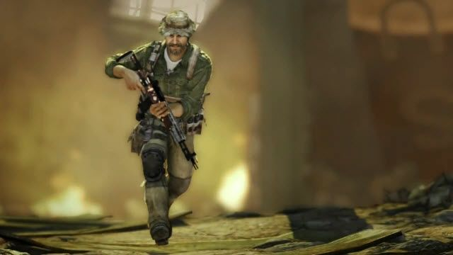 Captain Price Call of Duty'e Geri Döndü!