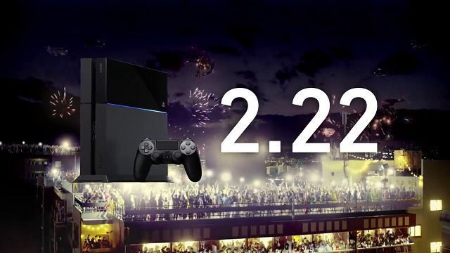 PlayStation 4 - İkinci Japonya TV Reklamı