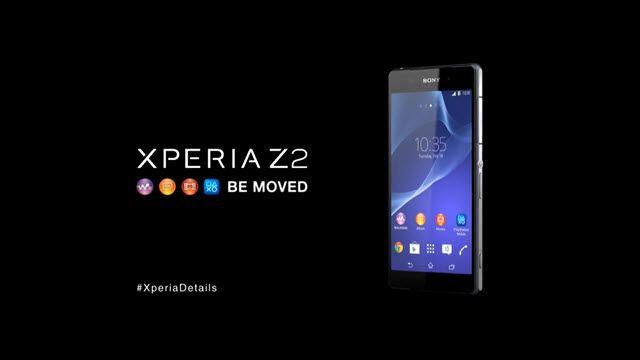 Xperia Z2 - Detaylar Fark Yaratır