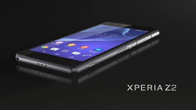 Sony Xperia Z2 - Akıllı Telefon Teknolojilerinin En İyisi