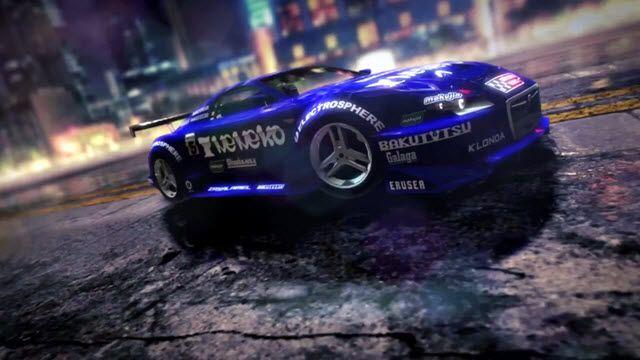 Ridge Racer Slipstream Tanıtım Videosu