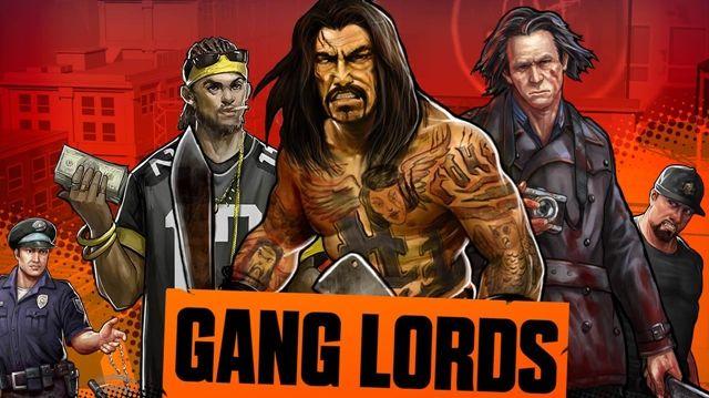Gang Lords Tanıtım Videosu