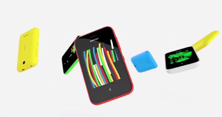 Nokia Asha 230 Tanıtım Videosu