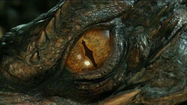 Hobbit'teki Ejderha Smaug'un Yaratılma Hikayesi