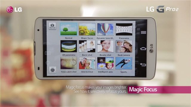 LG G Pro2'ye İlk Dokunuş